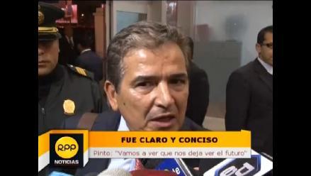 Jorge Luis Pinto: Perú tiene jugadores jóvenes con mucho futuro