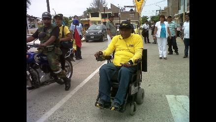 Personas con discapacidad severa recibirán pensión del Estado desde 2015