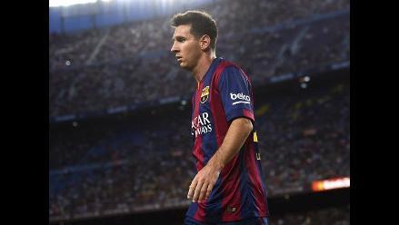 Pinto sobre Messi: Ha aflojado, no está sintiendo el fútbol como hace 3 años