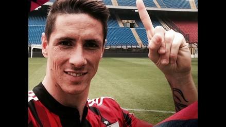 Fernando Torres: Solo jugaría en Atlético de Madrid si regreso a España