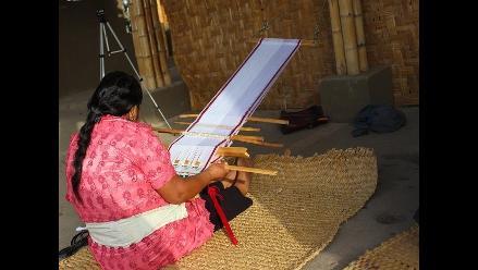 Las tejedoras lambayecanas de Chornancap