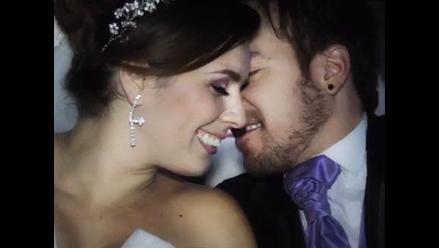 ¿Julián Zucchi y Yidda Eslava se casaron?