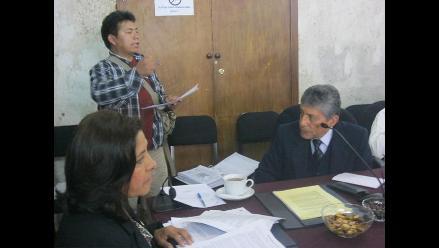 Arequipa: Consejo Regional pedirá informe por caso ´Orellana´