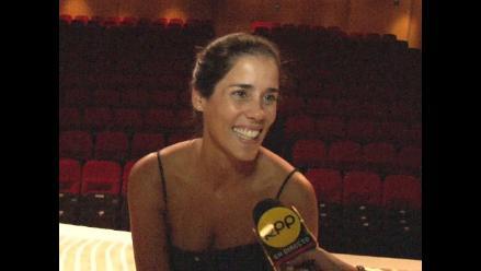 Gianella Neyra debutará en conducción con programa para mamás