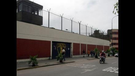 Trasladan a penal de Ancón a 182 internos de cárcel de San Jorge