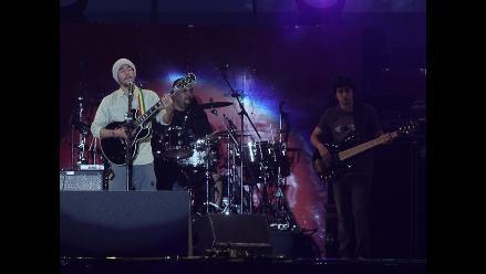 Así tocó Laguna Pai en concierto en honor a Pedro Suárez-Vértiz