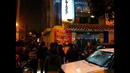 Salamanca: asaltantes robaron más de 25 mil soles en un casino