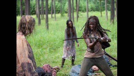 The Walking Dead: actores se volvieron vegetarianos