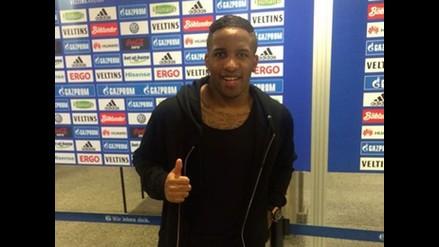 Jefferson Farfán alienta a Schalke 04 con cambio de look