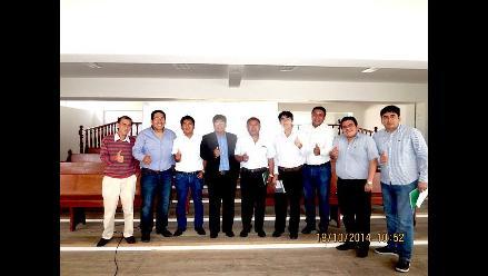Chiclayo: alcaldes electos de Circuito Mochica se reúnen por segunda vez