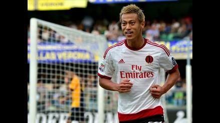 AC Milan venció 3-1 a Hellas Verona y recupera el paso en la Serie A