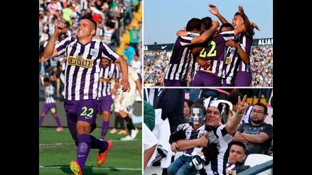 Alianza Lima vs. León de Huánuco: Las mejores imágenes del triunfo íntimo