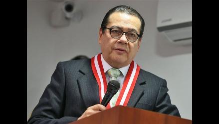 Mendoza: Audio de Jiménez no afecta la imagen del Poder Judicial