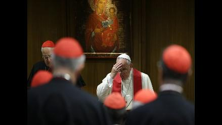 El papa advierte del ´terrorismo de dimensiones inimaginables´ del EI