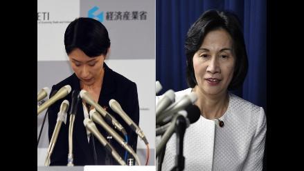 La renuncia de dos ministras sacude al Gobierno japonés