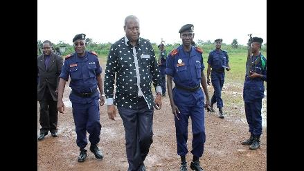 Más de 300 escapan de una cárcel en la República Democrática del Congo