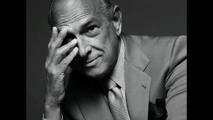 Recuerda al diseñador Óscar de la Renta, una vida moldeada en el éxito