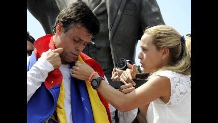Esposa de Leopoldo López: Hay una militarización de la justicia en Venezuela