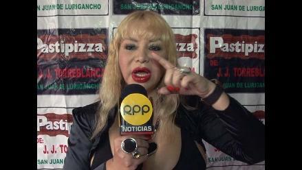 Susy Díaz: ´Lourdes Sacín va a sufrir toda su vida´