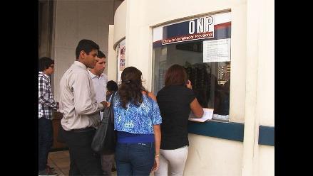 Presupuesto de ONP crecería por 80 mil nuevos pensionistas
