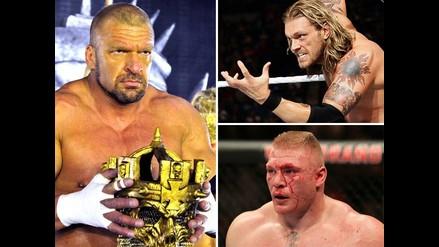Conoce a los diez más grandes villanos y rudos de la WWE