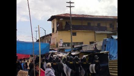 Piura: continúan las protestas contra alcalde de Ayabaca