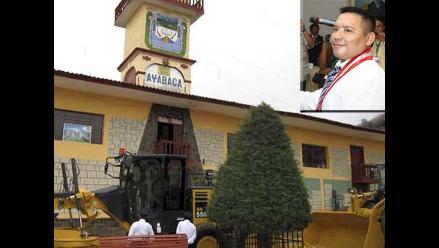 Hijo del alcalde de Ayabaca niega injerencia en municipio