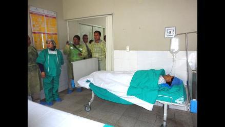 Huancavelica: gestante denuncia negligencia médica en hospital