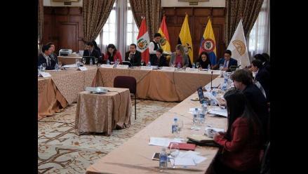 La Unasur y la CAN promoverán la convergencia de organismos regionales