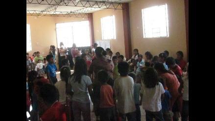 Más de 4 mil niños se benefician con programa Cuna Más en Arequipa