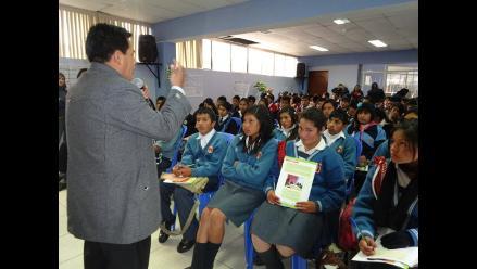 Tarapoto: Organizan festival ´Con Secundaria Completa ¡Sí la haces!´