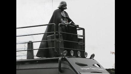 Darth Vader será candidato en las próximas elecciones en Ucrania