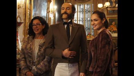 Así se grabó la nueva serie de Carlos Alcántara