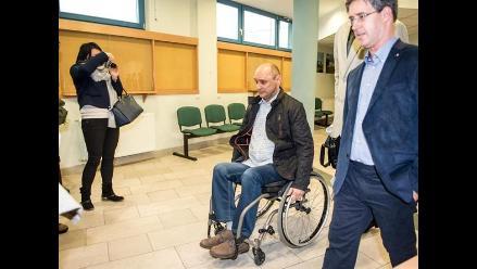 Polonia: Hombre paralítico vuelve a andar después de tratamiento pionero