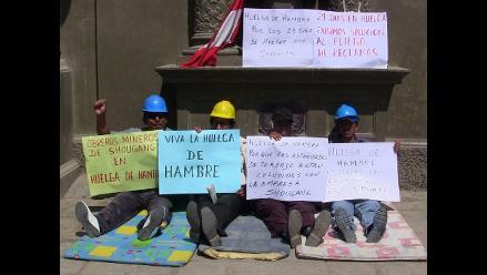 Mañana minera Shougang firma acuerdo con Marcona por terrenos
