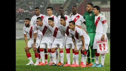 Perú cae en ranking FIFA tras ser goleado por Chile y pese a ganar a Guatemala