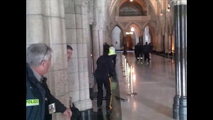 Canadá: vuelven a abrir Parlamento tras tiroteo que dejó dos muertos