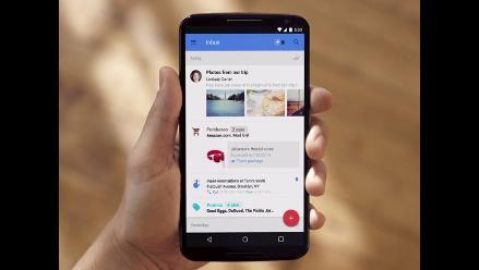 Inbox, la nueva aplicación de Google de servicio de email