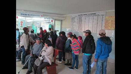 Arequipa: atención en hospital Honorio Delgado es normal pese a huelga