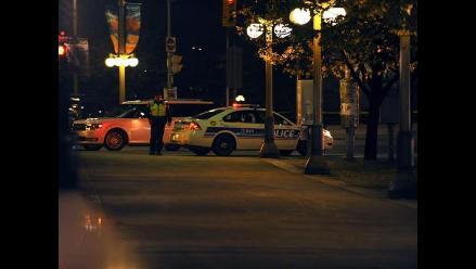 Canadá: Policía dice que los ataques los realizó un solo individuo