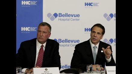 Autoridades de Nueva York confirman el primer caso de ébola en el estado