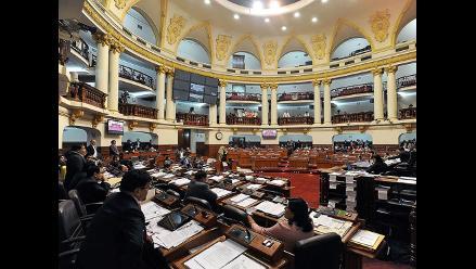 Intenso debate en el Congreso tras interpelación a ministro Daniel Urresti
