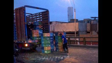 Cajamarca: roban docenas de aves y caen vendiéndolas en pollería