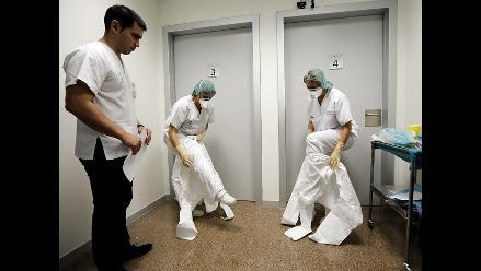 UE aumentará a mil millones de euros contribución contra el ébola
