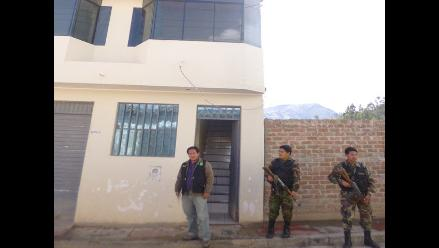 Andahuaylas: embargan inmuebles producto del narcotráfico