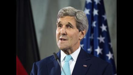 John Kerry alaba el apoyo de Corea del Sur contra ébola