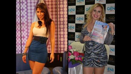 Milena Zárate y Geni Alves cara a cara en el programa de Magaly