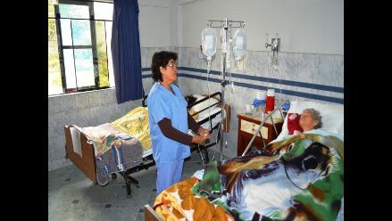 Chimbote: pacientes en estado terminal quedarían desamparados