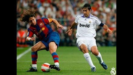 Revive los mejores goles de Real Madrid ante Barcelona en el Bernabéu