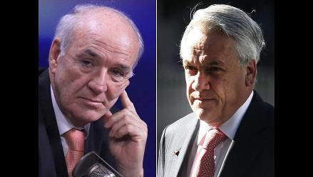 García Belaunde lamenta expresiones de Piñera sobre triángulo terrestre